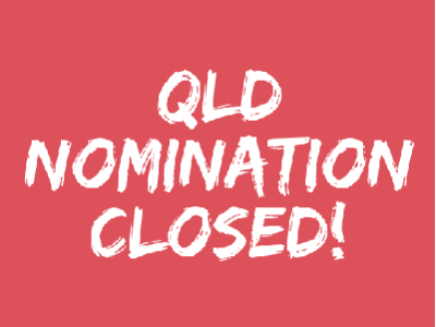 QLD Nom Closed